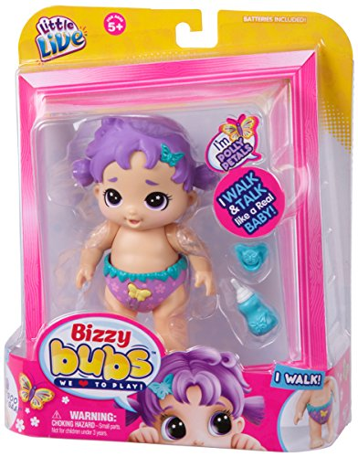 Amazon Com Little Live Bizzy Bubs Single Pack Polly Petals Toys