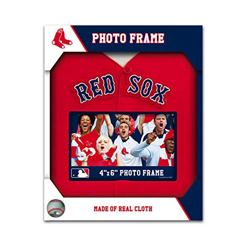 (MasterPieces MLB Boston Red Sox Uniformed Frame 4