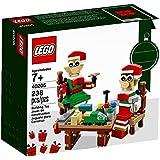 LEGO 40205 Christmas Seasonal Holiday Elves' Workshop