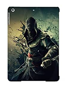 Protection Case For Ipad Air / Case Cover For Ipad(ezio - Assassins Creed - Revelations )