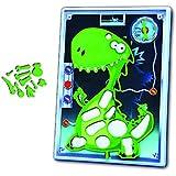 Dinosaur Operation Game, Operation Game for Kids, Dinosaur Excavation Game