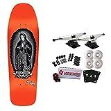 Santa Cruz Skateboard Complete Old School Jessee Guadalupe Metallic 9.8' x 32'