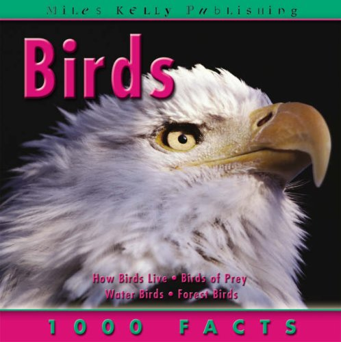 1000 facts on birds - 2