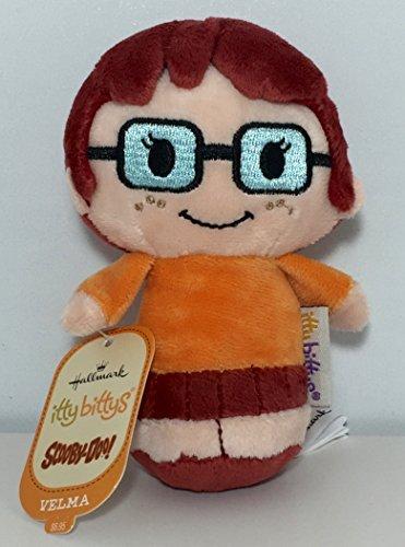 Hallmark Velma Scooby-Doo itty bittys Plush]()