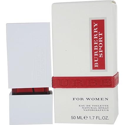 Burberry Sport - Agua de tocador vaporizador para mujer, 50 ml