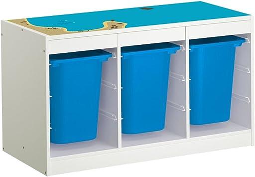 Muebles decorativo para agua Reich – Apto para Ikea Trofast ...