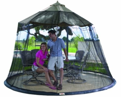 Texsport Patio Umbrella Net, Outdoor Stuffs