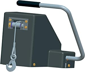 Meyer Path Pro Manual Plow Lift 13860
