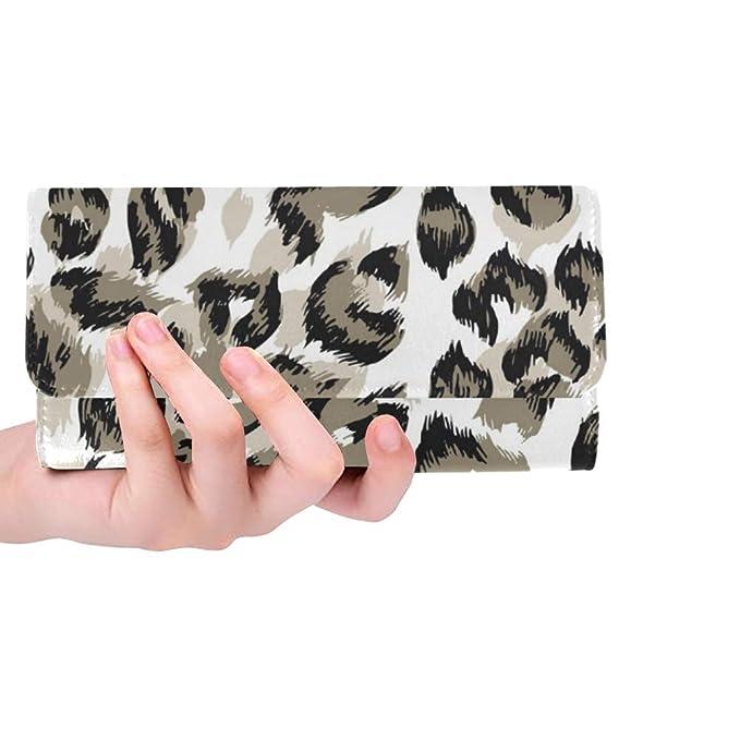 Único Personalizado Piel de Animal Patrón de Leopardo ...
