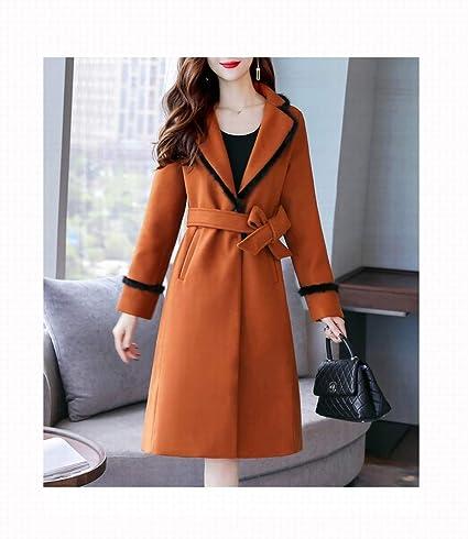 best supplier wide selection of colours and designs outlet online Amazon.com: SED Women's Clothes - Woolen Coat, Women's ...