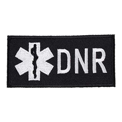 DNR, Do Not Resuscitate Patch, Medical Patches