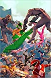 Mighty Morphin' Power Rangers #1 Main Cover by Boom! Studios