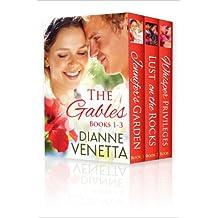Gables Trilogy Boxed Set: Jennifer's Garden, Lust on the Rocks, Whisper Privileges