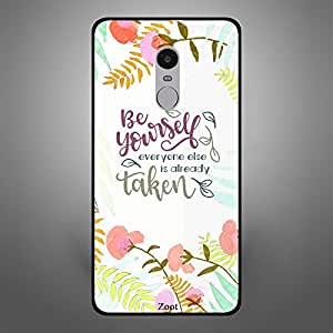 Xiaomi Redmi Note 4 Be Yourself Everyone else is Taken