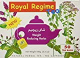 Royal Regime Weight Loss Diet Slimming 50 Tea Bags For Sale