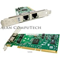 Intel / IBM PRO/1000 GT Dual Port RJ45 Server Adapter PWLA8492GT