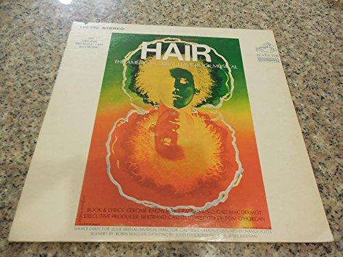 - Hair American Tribal Love-Rock Musical. Original Cast RCA LSO-1150 1968 MT