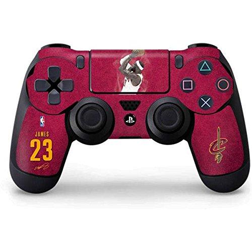 Cleveland Cavaliers PS4 Controller Skin - LeBron James Jumpshot   NBA & Skinit Skin