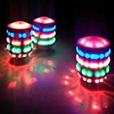 Raleighsee Magic Spinning Top Gyro Spinner LED Music Flash...