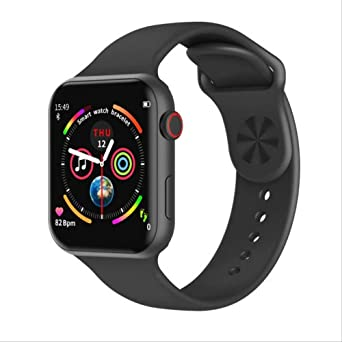 Relojes inteligentesBluetooth Smart Watch Men 1.54 Pantalla Heart ...