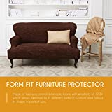 Stretch Furniture Slipcover, Form Fit, Slip