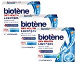 Biotene Dry Mouth Lozenges, Refreshing Mint, 81