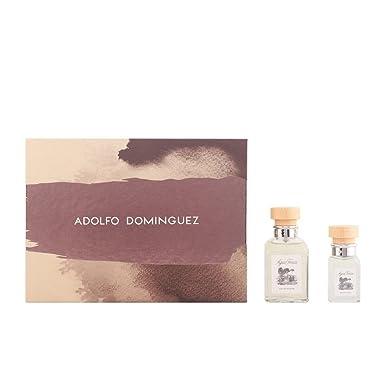 Amazon.com: Estuche Adolfo Dominguez Agua Fresca Edt 120 ml ...