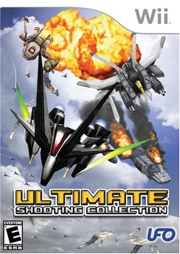 Ultimate Shooting Collection - Nintendo Wii Collection Wii