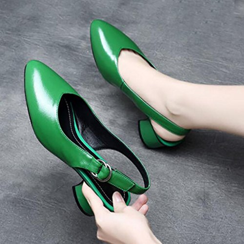 Confortable pour Plates nbsp; à Bout de Femme A Couleur Sandales à Mode Sandales Taille Sandales Sandales A Mode Sandales 40 Talons FAFZ Larges Sandales Chaussons Sandales Femmes zfaxqw8