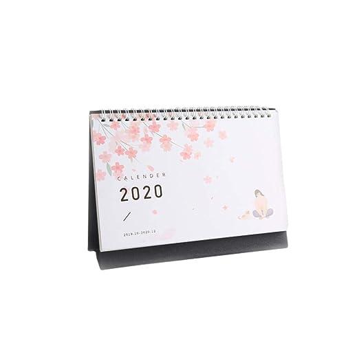 Calendario Planificador Mr Wonderful Calendario 2019 2020 ...