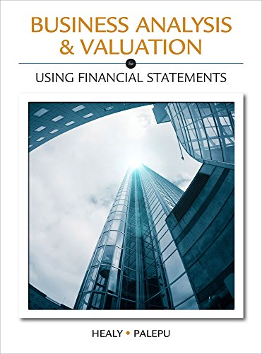 BUSINESS ANALYSIS+VALUATION-TEXT