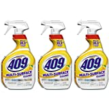 Formula 409 Multi-Surface Spray Cleaner, Lemon Scent, 22 Ounces, Pack of 3