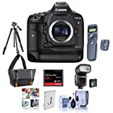Canon EOS-1DX Mark II Digital SLR Camera - Bundle with 64GB...