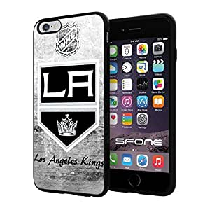 """Los Angeles Kings NHL, #1427 iPhone 6 Plus (5.5"""") I6+ Case Protection Scratch Proof Soft Case Cover Protector by runtopwell"""