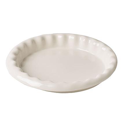 Villeroy & Boch Clever Baking Molde para hornear tartas, 31 cm, Porcelana Premium,