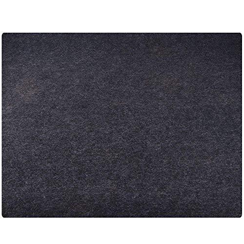 "Garage Floor Mat (36""x 72""), Premium Absorbent Garage Floor Oil Mat – Reusable – Oil Pad Contains Liquids, Protects Garage Floor Surface"