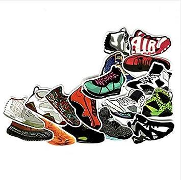 Zapatos de baloncesto de dibujos animados mixtos coche ...