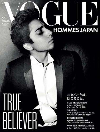 Lady Gaga Vogue Nippon Hommes Japan: Amazon.es: Vogue Nippon: Libros