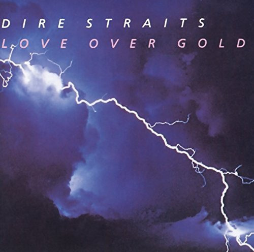 SACD : Dire Straits - Love Over Gold: Limited (Super-High Material CD, Japan - Import)