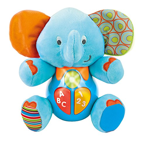 [Winfun Smart Baby Elephant] (Barney Infant Costumes)