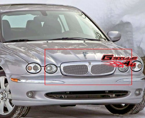 04 jaguar x type grill - 3