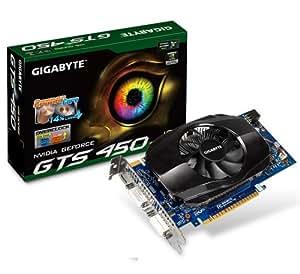Gigabyte GV-N450-1GI tarjeta gráfica, nVIDIA GeForce GTS 450