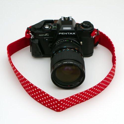 japan import Vision Quest camera strap Brown total length 154cm x W3cm x D0.5cm CS01-BR