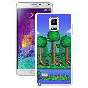 Beautiful Samsung Galaxy Note 4 Case ,Unique And Lovely Designed With terraria (4) Samsung Galaxy Note 4 Phone Case