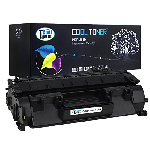 Cool Toner 1 Pack 5,000 Pages Compatible Toner Cartridge Replaces Canon 120 Canon Cartridge 120 2617B001AA CRG-120 Used For Canon imageClass D1320 D1100 D1120 D1150 D1170 D1180 D1350 D1370 Black