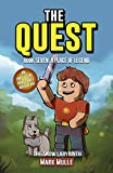 The Quest: The Snow Labyrinth (Book 7): A Place of Legend (An Unofficial Minecraft Book for Kids Ages 9 - 12 (Preteen) (The Quest: The Untold Story of Steve)