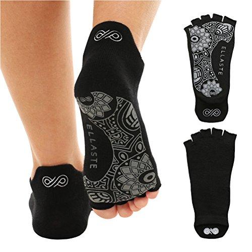 ellaste-yoga-socks-non-slip-grippy-socks-for-yoga-pilates-and-barre-open-toe-style-with-anti-skid-gr