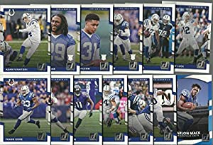 2017 Panini Donruss & Score Football Indianapolis Colts 2 Team Set Lot Gift Pack 26 Cards W/Rookies