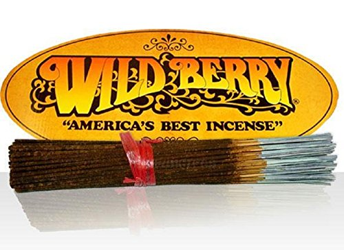 (100pc Wild Berry Incense Bundle - Harlequin)