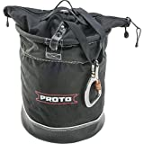 Stanley Proto JBUCK300LBZP Tethering D-Ring Lift Bucket (300-pound Weight Capacity) with Swivel Triple Lock Carabiner